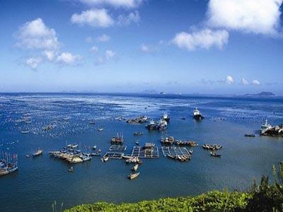 山东将推进海洋牧场示范区建设(图)