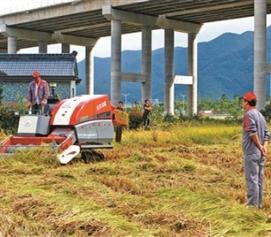 宁波象山县农机综合服务中心正式成立