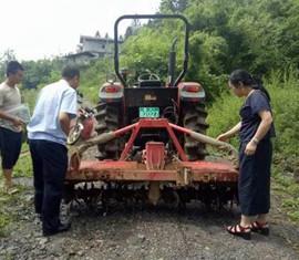 重庆武隆农机部门预约上门年检