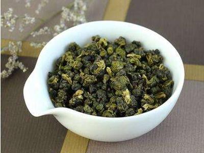 圖說來自寶島的高山茶