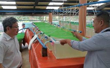 黄海水产研究所副所长李健率团赴菲律宾、文莱开展渔业科技合作